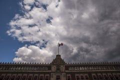 Nationaler Palast Stockfotografie