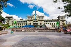 Nationaler Palast in Guatemala-Stadt, Guatemala lizenzfreie stockfotografie