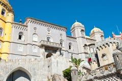 Nationaler Palast Pena, Sintra, Portugal Lizenzfreie Stockbilder