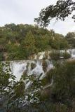 Nationaler Parkland von Krka in Kroatien Lizenzfreie Stockfotos