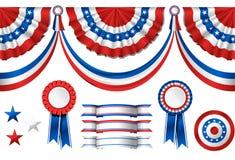 Nationales amerikanisches symbolics Lizenzfreie Stockfotografie