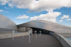 Nationales Aquarium Dänemark, der blaue Planet Lizenzfreie Stockbilder