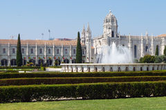 Nationales Archäologiemuseum Lissabon Lizenzfreie Stockfotos