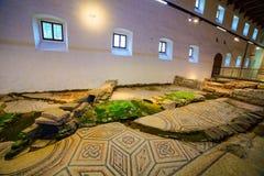 Nationales archäologisches Museum Aquileia, Aquileia Lizenzfreies Stockfoto