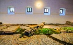 Nationales archäologisches Museum Aquileia, Aquileia Stockfotos