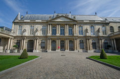 Nationales Archiv in Paris, Frankreich Stockfotos