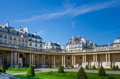 Nationales Archiv in Paris, Frankreich Stockfotografie