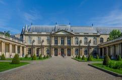 Nationales Archiv in Paris, Frankreich Stockbilder