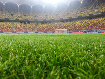 Nationales Arena-Stadion von Bukarest Stockfotografie