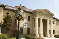 Nationales Armbanduhr-und Uhr-Museum Lizenzfreie Stockbilder