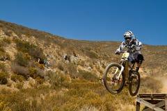 Nationales Cup SA-XCO/DHI: Ringsum 1 Lizenzfreie Stockfotos