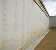 Nationales Erinnerungsarboretum, Großbritannien Stockbild