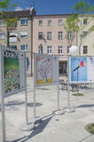 Nationales Festival des polnischen Lied-Posters Stockbilder