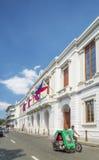 Nationales Finanzministerium im intramuros Bereich von Manila Philippinen Stockfotografie