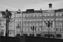 Nationales Hotel Das Gebäude wurde im Jahre 1900-1902 errichtet Das Gebäude wurde wiederholt wiederhergestellt Lenin-liv stockfotos