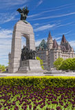 Nationales Krieg-Denkmal Stockbild