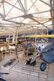 Nationales Luft-u. Platz-Museum Stockfotos