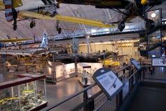 Nationales Luft-u. Platz-Museum Stockbilder