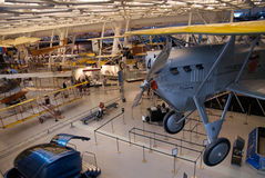 Nationales Luft-u. Platz-Museum Lizenzfreies Stockbild