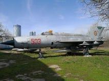 Nationales Luftfahrt-Museum - Fläche lizenzfreies stockbild