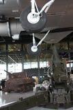 Nationales Militärmuseum in Soest in den Niederlanden lizenzfreie stockbilder