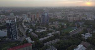 Nationales Sport komplexes ` olympisches ` Stadion, olympisch auf Pechrski-Bezirk Pixel 4k 4096 x 2160 stock footage