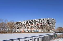 Nationales Stadion Stockfoto