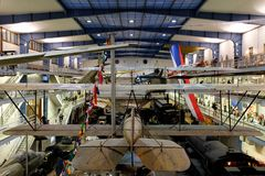 Nationales technisches Museum in Prag stockbild