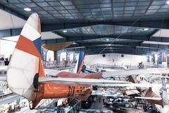 Nationales technisches Museum in Prag stockfotografie