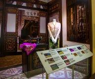 NATIONALES TEXTILmuseum - KUALA LUMPUR Stockfoto