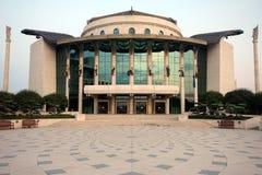 Nationales Theater von Budapest Lizenzfreie Stockfotografie