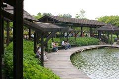 Nationalfeiertag in Shenzhen Lizenzfreie Stockfotos