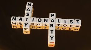 Nationalist party Stock Photo