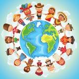 nationalités Image stock