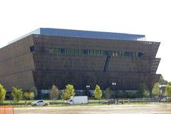 Nationalmuseum der Afroamerikaner-Geschichte und der Kultur Lizenzfreie Stockbilder