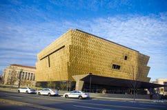 Nationalmuseum der Afroamerikaner-Geschichte und der Kultur Stockbilder