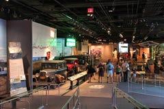 Nationalmuseum der amerikanischen Geschichte Stockbild