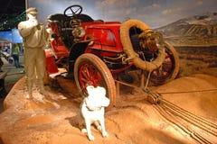 Nationalmuseum der amerikanischen Geschichte in Washington Stockfotos