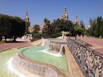 Nationalmuseum der Kunst in Barcelona Stockbilder