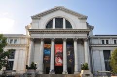 Nationalmuseum der Naturgeschichte Stockbilder