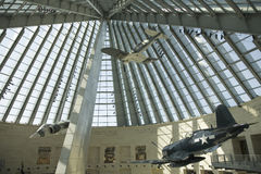 Nationalmuseum des Marineinfanteriekorps Stockbilder