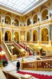 Nationalmuseum, Prag Stockfotografie