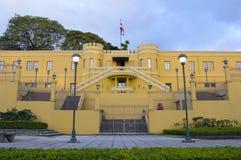 Nationalmuseum in San Jose stockfotografie