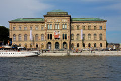 NationalMuseum, Stockholm, Sweden Royalty Free Stock Image