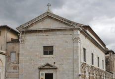 Nationalmuseum von San Matteo in Pisa Stockfoto