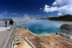 Nationalpark Stockbild