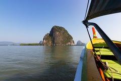 Nationalpark AO-Phang Nga Stockfotos