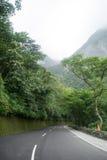 Nationalpark av Taiwan Royaltyfri Fotografi