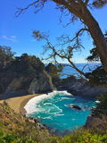 Nationalpark Big Sur Stockfoto