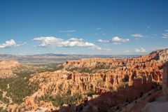 Nationalpark Bryce-Schlucht, Utah 2, USA stockfotografie